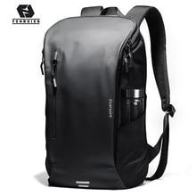 Мужской рюкзак Fenruien , многофункциональный водонепроницаемый рюкзак для ноутбука 15,6 дюймов с usb-зарядкой, для занятий спортом на открытом во...