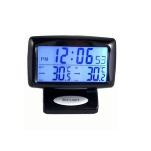 Compact Size Large LCD Display