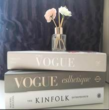 Simulation Fake Books Decoration Fashional Luxury Home Decor Ornaments Study Soft Book Box Model Vintage For Cafe Club Hotel