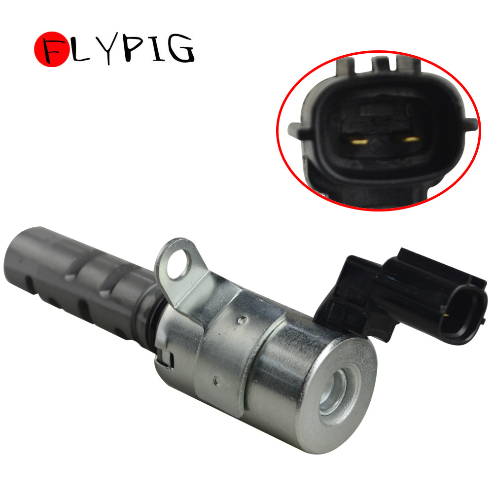flypig solenoide de temporizacao nova qualidade preto 1 5l valvula variavel de motor para scion 1533021011