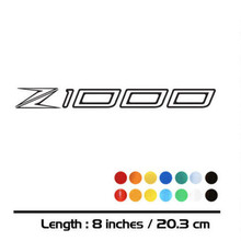 Decals Fairing Moto-Sticker Notebook-Luggage-Helmet Kawasaki Z1000 for 2-X-New-Sales