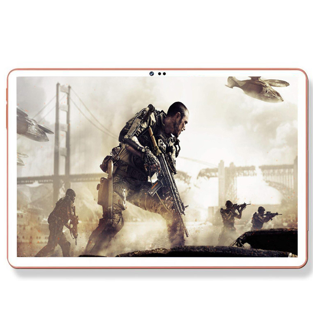 Android 8.0 10.6 Inch Tablet PC 10 Deco Core 4GB RAM 128GB ROM 4G LTE Phone Call 13MP Camera office game 5g wifi tablet Android