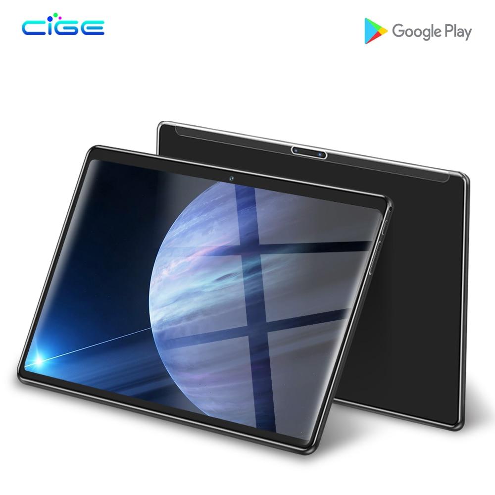 N9 Neue 10,1 zoll 3G 4G LTE Tablet PC Octa Core 6GB RAM 64GB ROM 1280*800 IPS 2.5D Gehärtetem Glas 10 Tabletten Android 8.0 + Geschenk