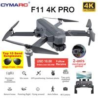 SJRC F11 Pro 4K GPS Drone 5G Wifi FPV HD Kamera 2 Achsen Gimbal 50X Zoom Professionellen Bürstenlosen quadcopter RC Eders SG906 Pro 2 Max