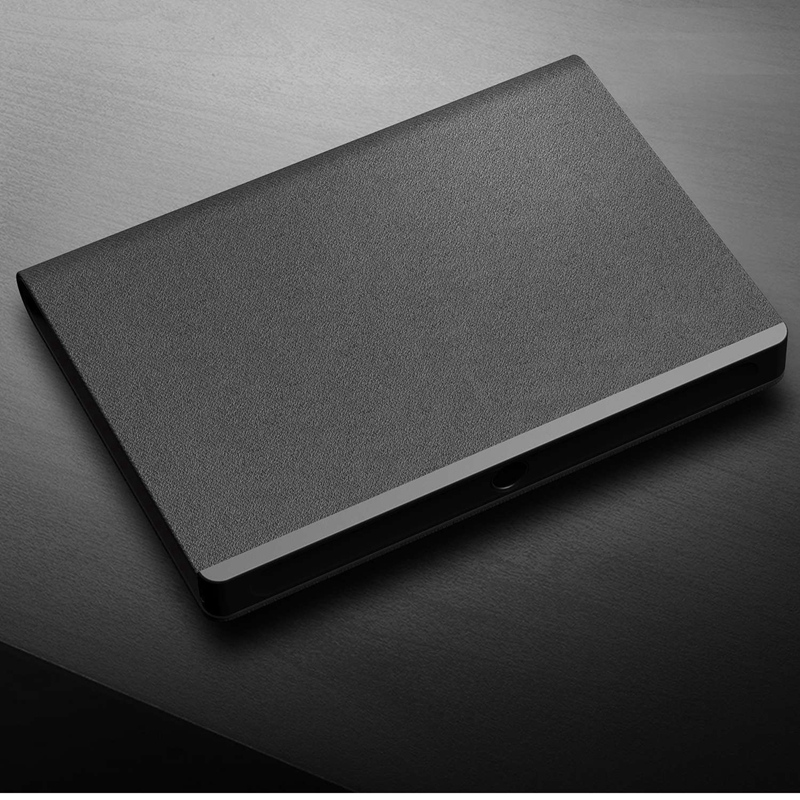 L9s Bloqueo De Huellas Dactilares Multifunción Gestión Libro Plan Bloc De Notas Agenda Negocios Cuaderno Planificador Gel Pluma Bloc De Notas Aliexpress