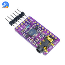 GY-PCM5102 Audio Decoder Board PCM5102 I2S Interface Lautsprecher Sound Board Verstärker Musik-Player AUX DAC für Raspberry