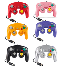 Console GC Port USB Wired Gamepad Joypad For Gamecube NGC Controller  Joystick For Nintendo For MAC Computer