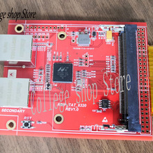 AES67 Audio Transmission Module Adapter Board 88E6320