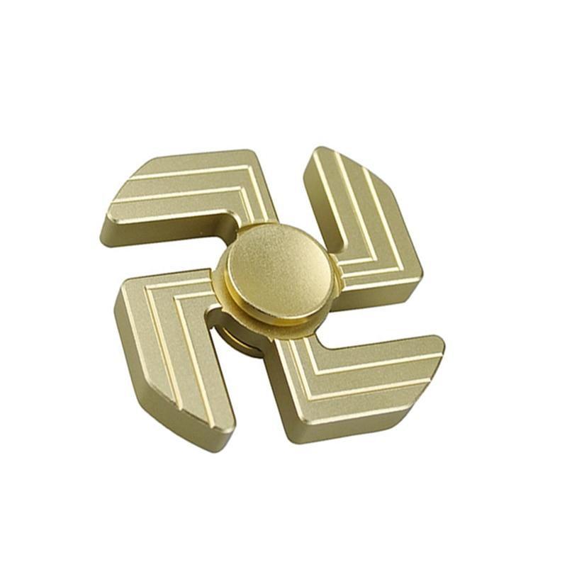 Spinner Toy Autism Anti-Stress Swastika Finger Children Manji for Adult Gift img3