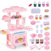 1 Набор «сделай сам» ролевые игрушки для кухни вырезания торта