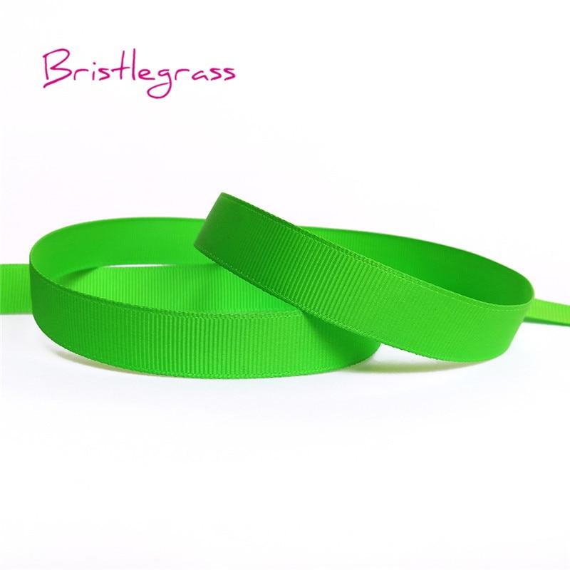 罗纹带-亮绿