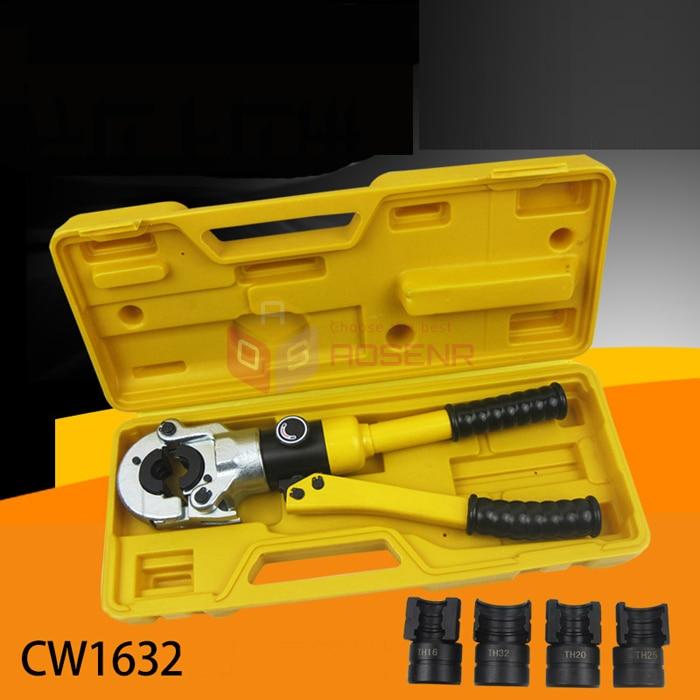 Hydraulic crimping tool Hydraulic Pipe Expander Pipe Expanding Tools Plumbing Tools Relax to Operate 16-32mm