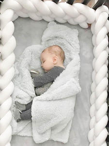 Safety-Rails Barrier Playpen Fences Children Bed for Babies Baby Crib Infants Newborns