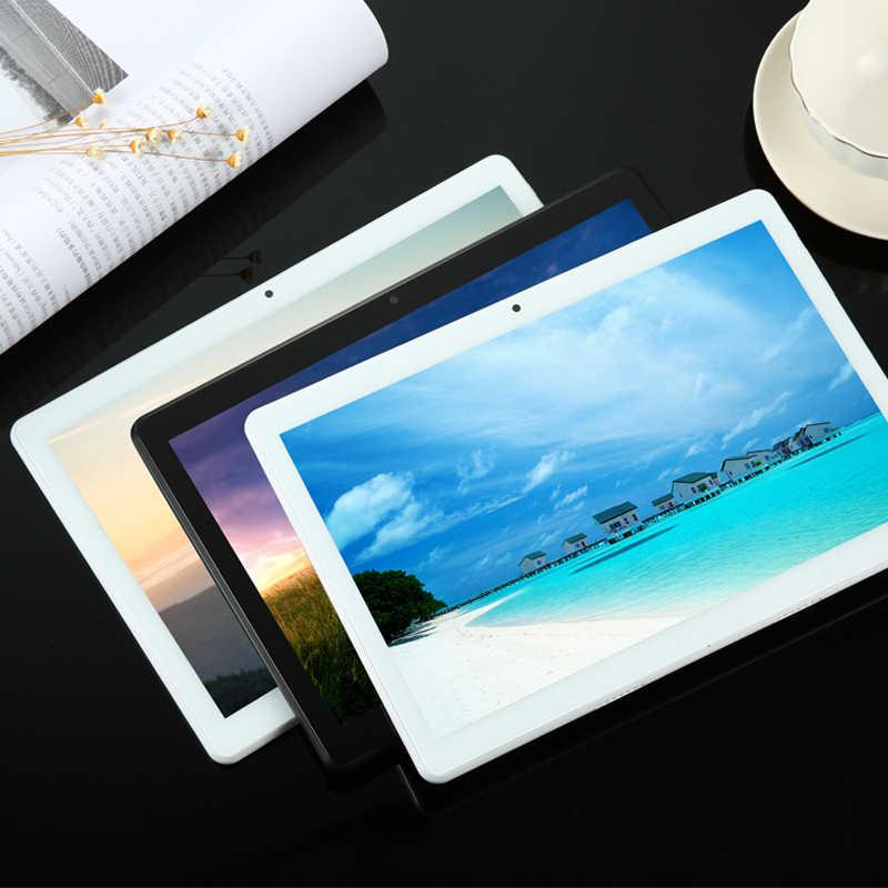 Heiße verkäufe Neueste Play Store Android 9,0 Pie 10 Zoll tablet pc Dual Sim Karten 5,0 MP 32GB Telefon call wifi планшетный ПК + Freies Geschenke