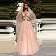 Свадебное платье в горошек с v образным вырезом готическом стиле