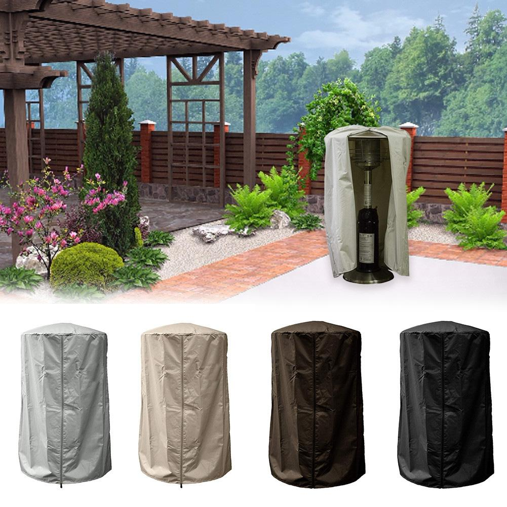 Outdoor Heater Dust Cover Patio Heater Waterproof Protective Cover Tabletop Heater Cover For Gardening Furniture