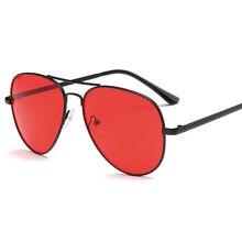 Polit óculos de sol dos homens marca designer metal quadro masculino óculos de sol moda espelho revestimento uv400 2020 hipster