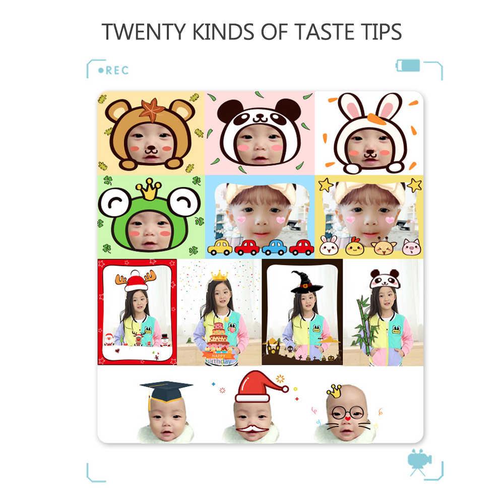 I bambini Camera Per Bambini Giocattoli Educativi HD Mini Macchina Fotografica Digitale Per I Bambini Regali per Bambini Regali Di Natale 12 Lingue fotografia