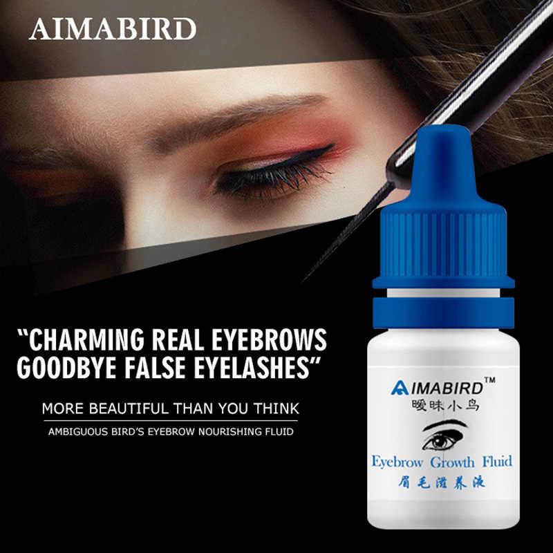 Ciglia Enhancer 100% Originale Crescita Delle Ciglia Siero Trattamento Naturale A Base di Erbe Medicina Eye Lashes Mascara Allungamento Più A Lungo
