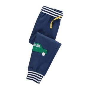 Image 5 - Erkek bebek giyim setleri sonbahar kış karikatür araba baskılı pamuk erkek kıyafet uzun kollu gömlek pantolon çocuk giyim takım elbise