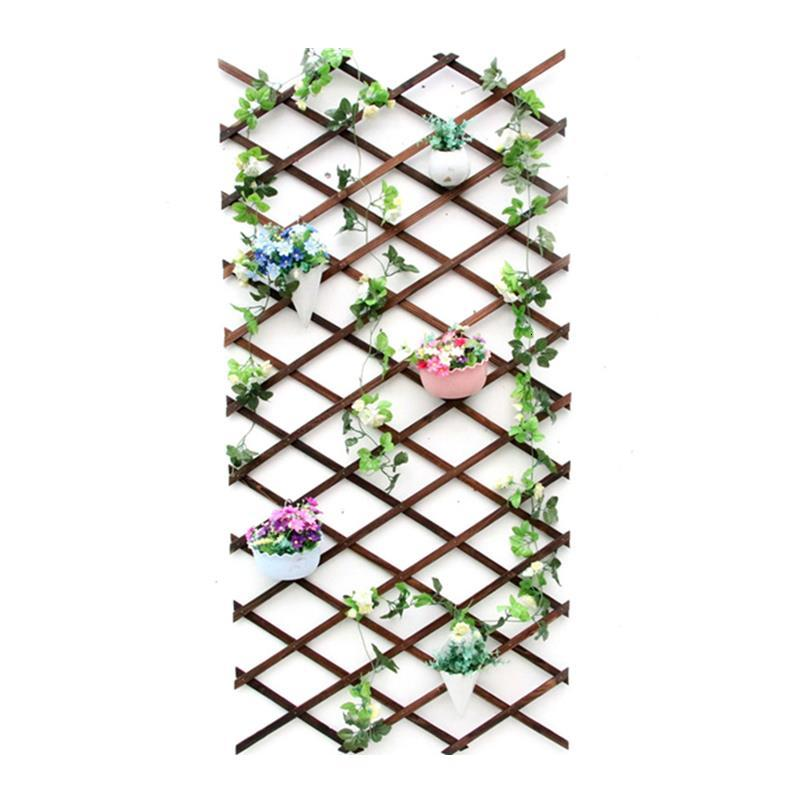 Plantenrekken Wood Estante Estanteria Para Plantas Indoor Plant Pot Stojak Na Kwiaty Balcony Shelf Dekoration Flower Stand
