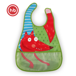 Bibs & Burp Cloths Happy Baby 16005 bib breastplate for the baby for kids baby products Blue (pig) Blue Unisex