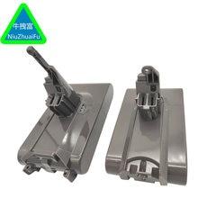 Lithium Batterij Voor Dys V8 V6 Stofzuiger SV09 SV07 SV10 SV03 DC58 DC61 DC62 DC74 Absolute Pluizige Dier Li-Ion