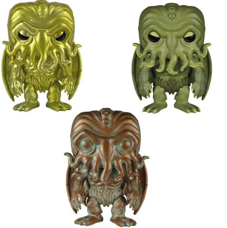 Call Of Cthulhu Figure Collection Vinyl Doll Model Toys
