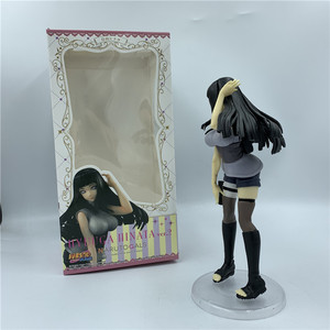 Image 3 - Naruto Lovely Hyuuga Hinata Shippuden Sexy Ver. Figure PVC Action Collectible Model Toys Birthday Gift 21cm