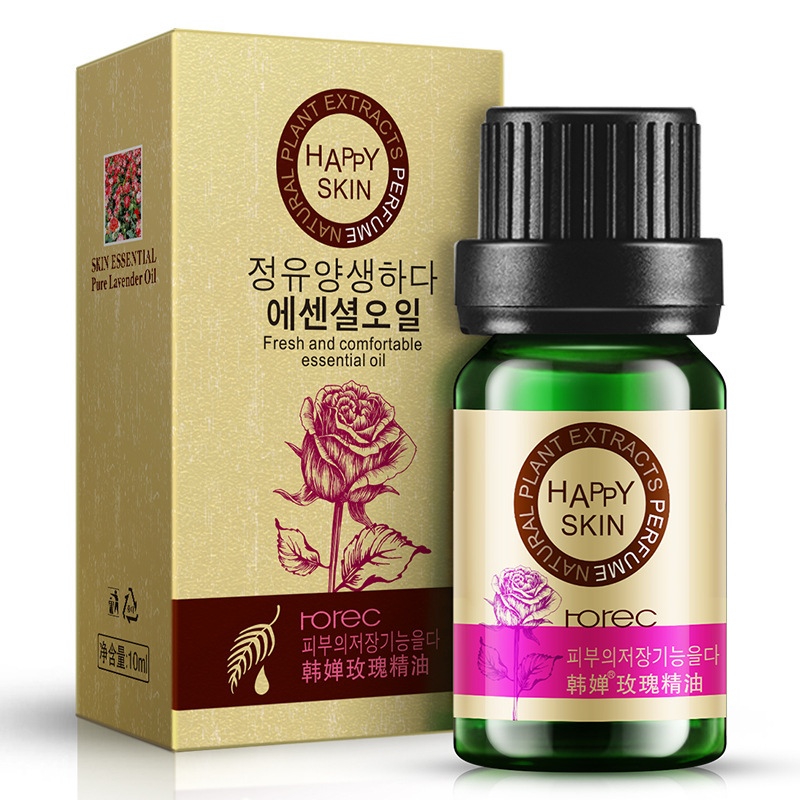 Plant Fragrance Huile Essentielle Aromatherapie Pour Diffuseur Lavender Essential Oils for Aromatherapy Shrink Pores Massage