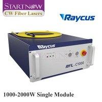 Startnow Fiber Cutting Welding Machine Laser Source RFL C1000 C1500X RFL C2000X Single Module Raycus Fiber Laser Power
