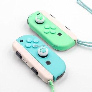 Image 4 - 10 комплектов джойстиков для джойстиков Joy Con, джойстик для Nintendo Switch, чехол для джойстика