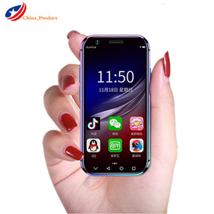 Original Mini Smartphone SOYES XS 3'' 3GB 32GB / 2GB 16B Android Face Recognion 1580mAh 4G Backup Pocket Cellphones PK XS11 S10