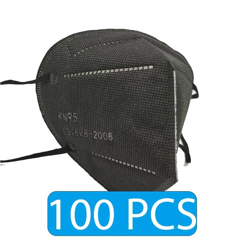 Black 100 PCS