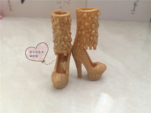 1/6 Doll shoes Single shoes, flat feet, sneakers, sandals, slippers flats for Barbie Doll shoes 1/6 10