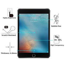 Закаленное стекло для iPad 9,7 Air 1 2 Защитная пленка для экрана для iPad Mini 1 2 3 4 5 Защитная пленка для iPad Pro 11 10,5 9,7