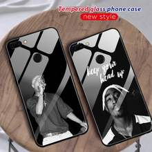 Rapper 2pac cantor tupac caso de telefone para huawei p30 lite 20 por p9 10 companheiro 10 9 honra 9 10 nova 5 capa de vidro para huawei p20 caso