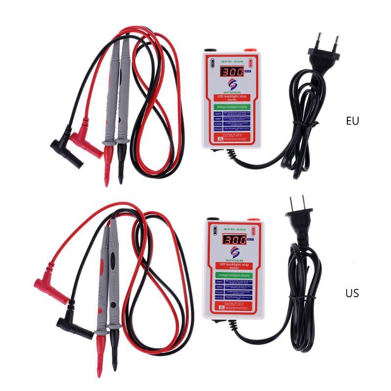 0-300V Output LED LCD TV Backlight Tester LED Strips Beads Lamp Test Repair Tool