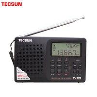 Tecsun PL 606 Digital PLL Portable Radio FM Stereo/LW/SW/MW DSP Receiver Black