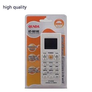 Image 1 - Klimaanlage klimaanlage universal fernbedienung geeignet für toshiba panasonic sanyo nec fujitsu lg aux KT 9018e