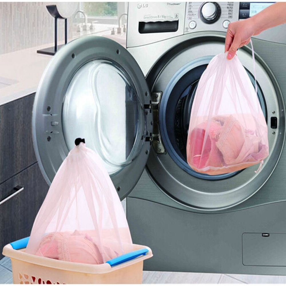 New Washer Machine Used Home Laundry Mesh Net Underwear Washing Bags Wash Packet