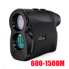 Telescope Laser Range Finder Digital Distance Meter Hunting Monocular Golf Rangefinder Roulette Tape Measure Laser Meter 600M