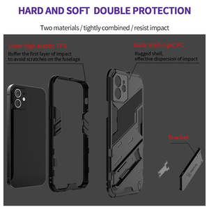Image 5 - For Oppo Reno5 Pro 5G Case Cover Shockproof Silicone Bumper Stand Holder Armor Hard Phone Back Cover For Reno 5 Pro 5G Casing