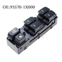 YAOPEI New 93570 1X000 Electric Power Window Master Control Switch for Hyundai KIA 935701X000|switch switch|switches electrical|switch control -