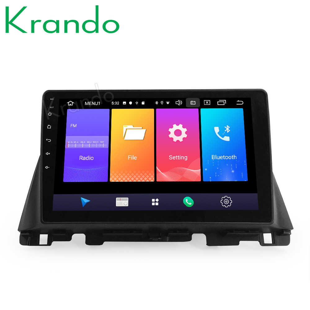 "Krando Android 10.0 9 ""IPS di Tocco Pieno Car Multimedia Radio per Kia K5 Optima 2015-2020 Audio DSP WIFI Navi Bluetooth Carplay"