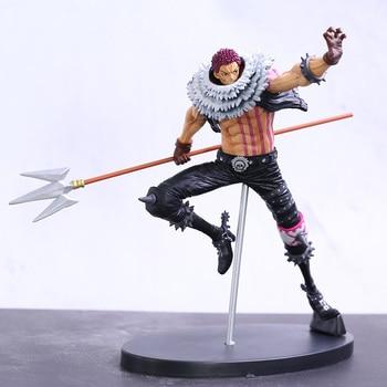 Figura de Charlotte Katakuri con el arma Mogura(20cm) Merchandising de One Piece