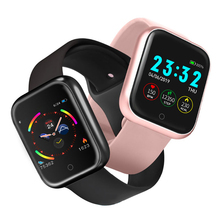 NEW Sports Smart Watch Women Men IP67 Waterproof Pedometer Heart Rate Blood Pressure Smartwatch Call Reminder For Android IOS стоимость