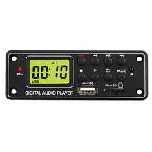 Tpm006a mp3 decodificador player módulo de áudio digital placa leitor música alta qualidade