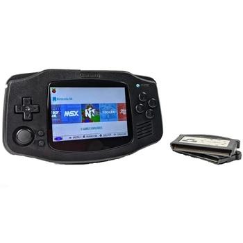 Nowy lcl-pi Boy CM3 + retropie Retro gra wideo konsola do gier Raspberry Pi IPS Screen multi-system przenośna konsola do gier wideo gra wideo konsola tanie i dobre opinie LGLOIV CN (pochodzenie) 3 25 LCLPI Bluetooth Wifi