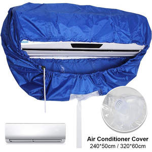 Cleaner-Bags Pouch Air-Conditioner-Cover-Case Washing-Cover Anti-Dust Waterproof Organizer